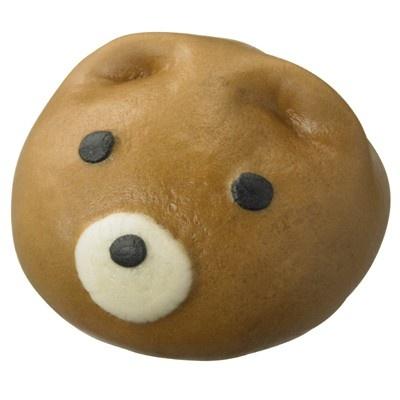 9/15(火)、クマの顔をした肉まん「くまさんの肉まん」(160円)が井村屋から発売