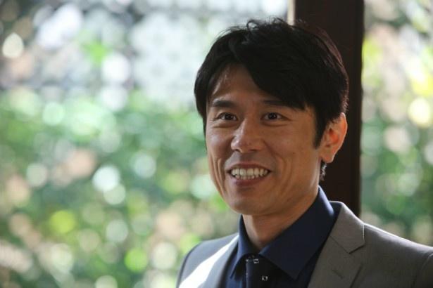 修治が見初めた彩子の結婚相手・伊東正蔵(原田泰造)