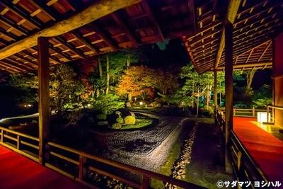 大書院から見る、小堀遠州好みの枯山水庭園は格別の美しさ/曼殊院門跡