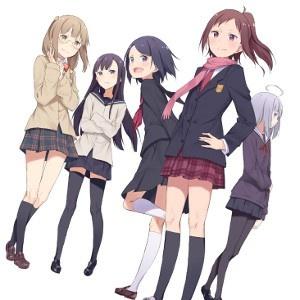 劇場アニメ「ポッピンQ」のコミカライズが決定!コミックNewtypeで配信開始