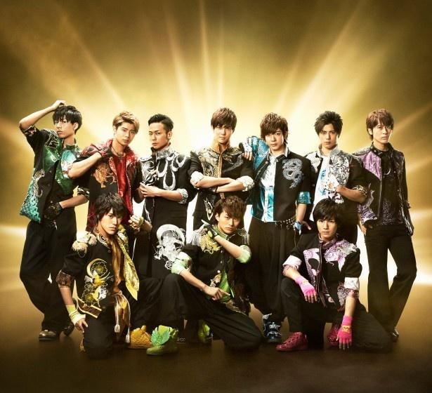 【写真を見る】名古屋が誇る男性アイドルグループ・BOYS AND MENが、「ベストヒット歌謡祭」に初登場!