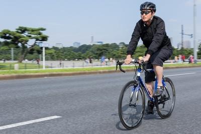 皇居を見ながらサイクリングしてみてはいかが