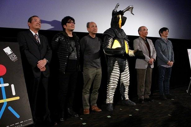 「ウルトラマンシリーズ放送開始50年 特別企画:脚本家 金城哲夫」が開催された