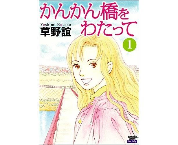 『かんかん橋をわたって』全10巻(草野 誼/ぶんか社)