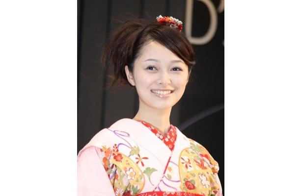 市井紗耶香さんもやっぱりキレイ!