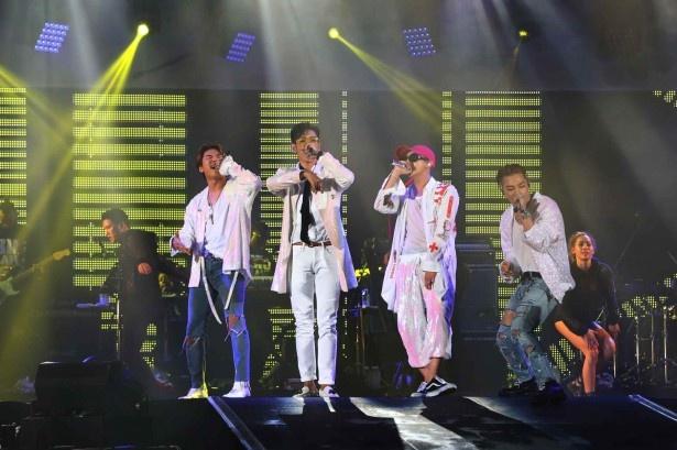 「a-nationライブVR」第4弾にBIGBANG(写真)、iKON、ソナーポケットが登場!