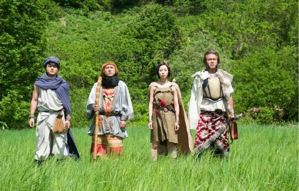 若者5人組が再びバンド活動をできるように、ヨシヒコたちは戦った