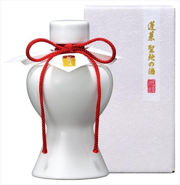 発売中の「蓬莱 聖地の酒」(税抜3000円)