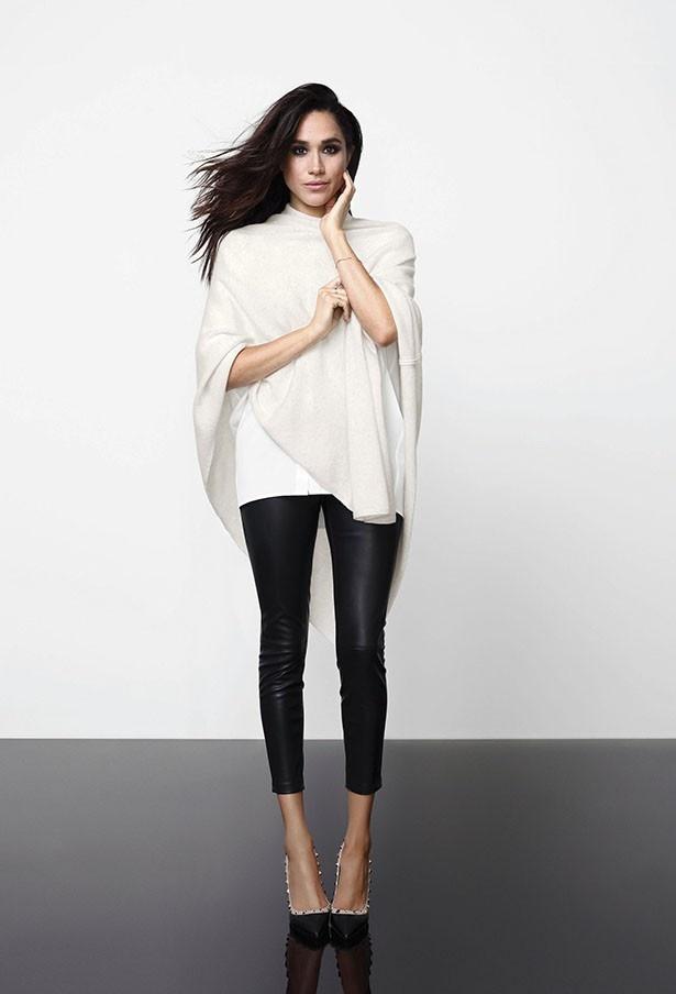 【写真を見る】ファッションブランドの広告塔に起用されたメーガン・マークル