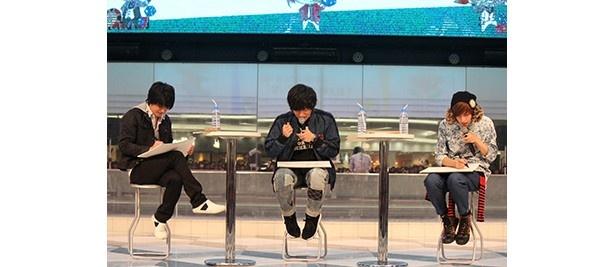 【写真20点以上】増田俊樹、大河元気、蒼井翔太が意気込みを語った「MARGINAL#4 ピタゴラスプロダクションスペシャルステージ in AGF2016」