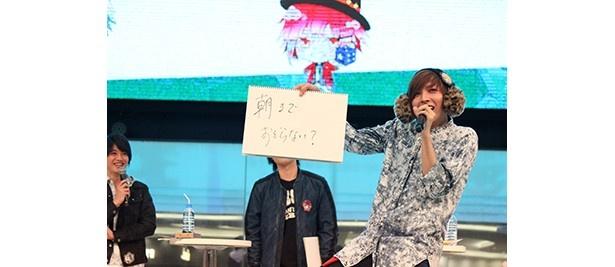 「MARGINAL#4 ピタゴラスプロダクションスペシャルステージ in AGF2016」イベントの様子