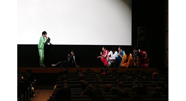 畠中祐、八代拓ら8人の個性がAGF2016で炸裂!「8P」イベントレポ