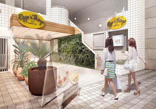 ハワイ発祥のカジュアルレストランが東北に初上陸