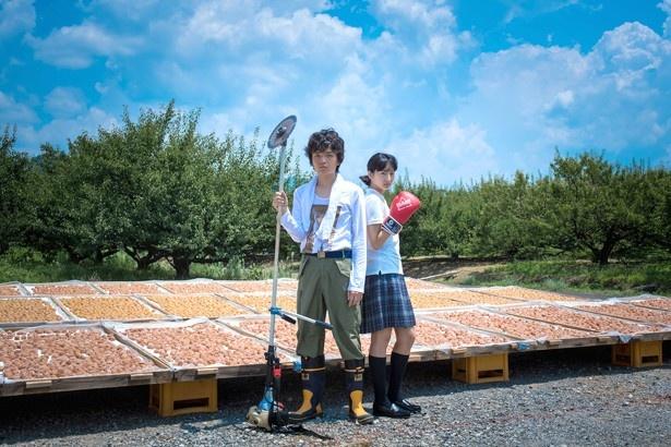 岡山天音、武田玲奈がW主演を務める映画「ポエトリーエンジェル」