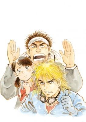 イラスト公開!最終章のメインキャラはこの3人!