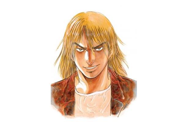 もうひとりのメインキャラクター・高山怜(たかやまれい)。