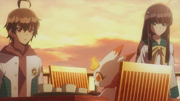「双星の陰陽師」第31話先行カットが到着。心を閉ざした紅緒にきなこは……