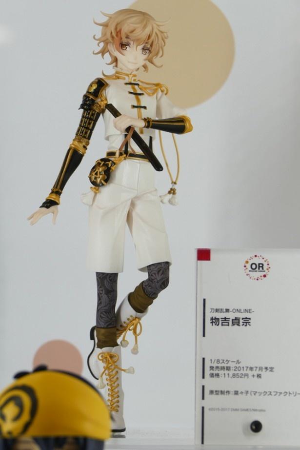 キンプリVRに刀剣男士フィギュアと話題満載だったAGF2016レポ