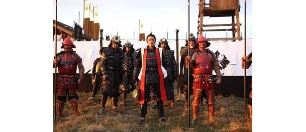 廉姫と国を守るため又兵衛は敵地へと向かうが
