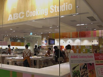 料理教室「ABC cooking studio」
