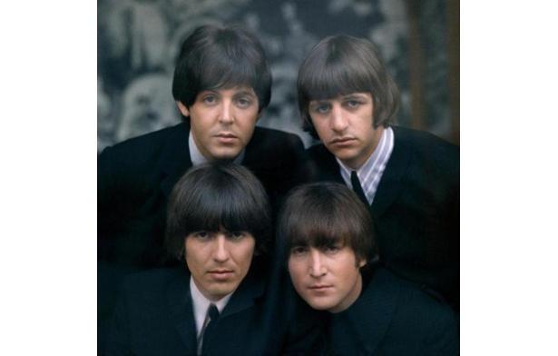 ビートルズといえばこの4人!