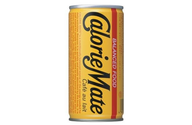 手軽に栄養補給「カロリーメイト缶 カフェオレ味」