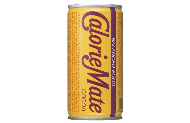 ココア味もあります