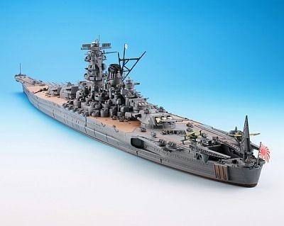これぞ不沈艦大和だ! 「地上航行模型シリーズ 戦艦大和」