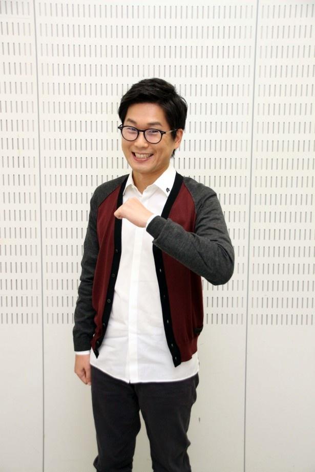 「幸福のアリバイ~Picture~」に出演する、山崎樹範にインタビューを行った