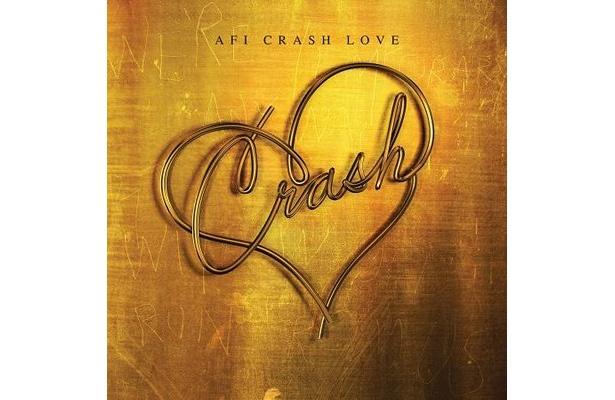 『CRASH LOVE(クラッシュ・ラヴ)』のジャケット写真