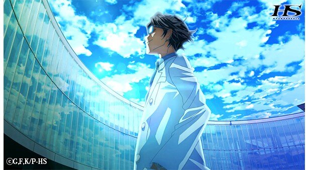 TVアニメ「ハンドシェイカー」は1月10日放送スタート。OPはOxT、EDは新居昭乃が担当