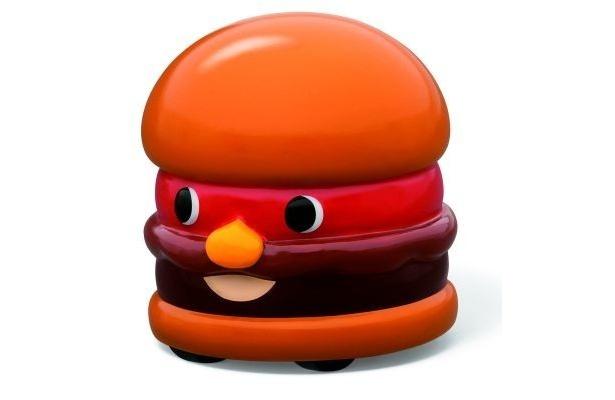 おもちゃ第2弾!かわいい「うごくモッさんカー」画像