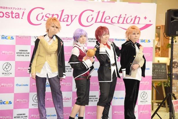 コスプレランウェイステージも大盛況!AGF2016「acosta! Cosplay Collection」リポート