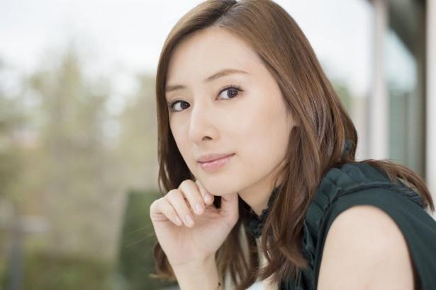 「第90回ザテレビジョンドラマアカデミー賞」で主演女優賞を獲得した北川景子