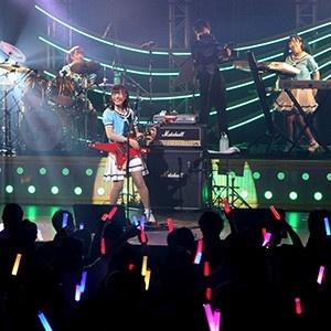 新曲「1000回潤んだ空」初披露!バンドならではのシンクロ感にふるえた「バンドリ!」2ndライブ