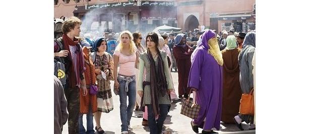 異国情緒あふれるモロッコで2人が得たものとは?