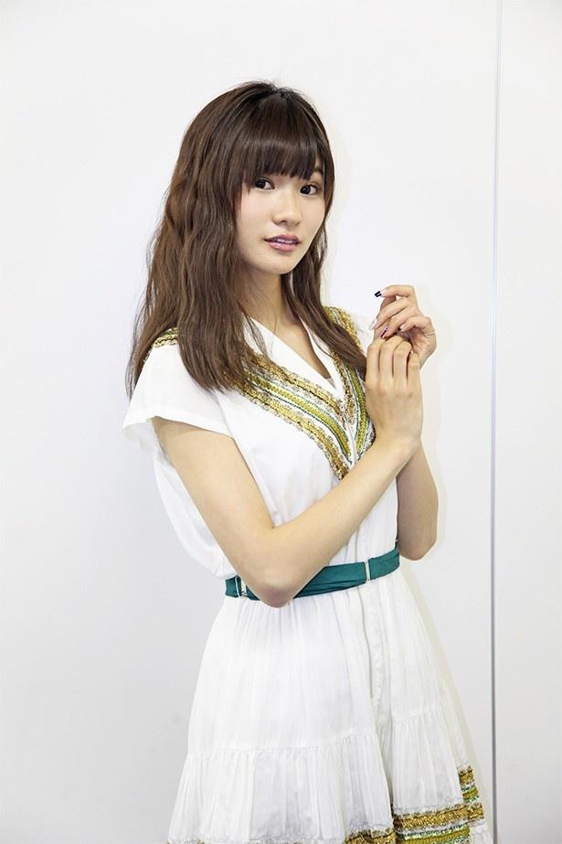 お気に入りの3曲を収録!渡部優衣1stシングル「夢のキセキ」リリース記念インタビュー