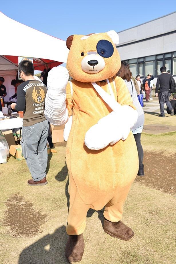 「ガルパン」コスプレイヤーが集合した第20回大洗あんこう祭り