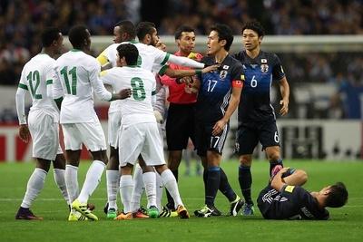 長谷部選手は日本代表でキャプテンを務める