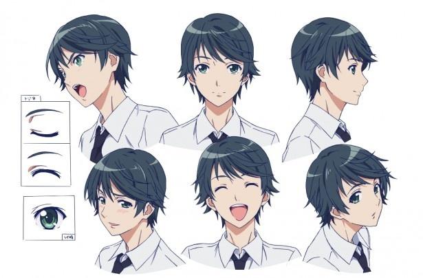 TVアニメ「風夏」2017年1月放送開始。メインキャストにLynn、早見沙織らが決定!
