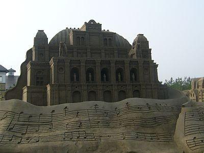 「ウィーン国立歌劇場」 ※イメージ