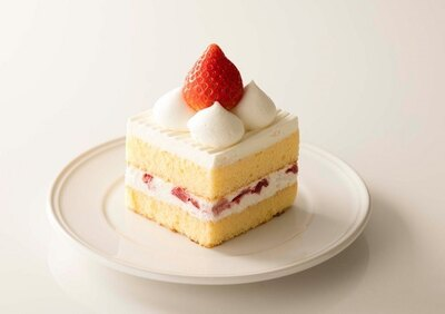 【写真を見る】「苺のショートケーキ」(180円)