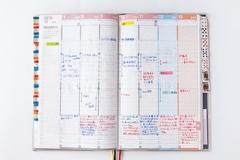 【手帳フル活用】働くママの「スケジュール」管理術、ポイントは「ウイークリー」と「マンスリー」の使い分け