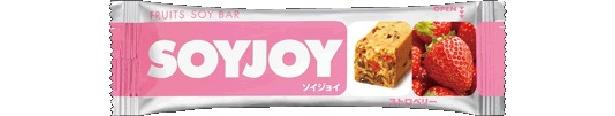 小腹が空いたときにはぴったりの大塚製薬の「SOY JOY」