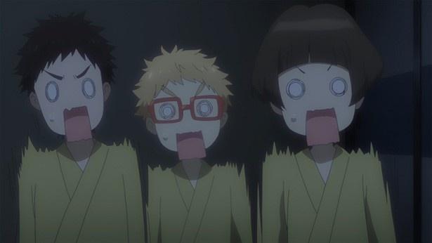 「刀剣乱舞 -花丸-」第8話カット&あらすじが到着。ついに天下三名槍が揃い踏み!