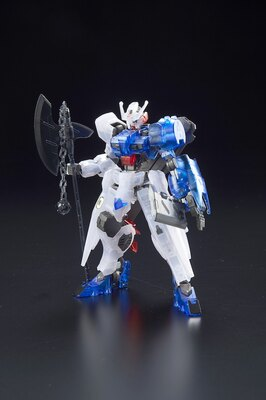 「HG 1/144 ガンダムアスタロト アックス&チョッパー装備 クリアカラーVer.」(1400円)