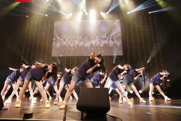 SKE48の8期生が「賛成カワイイ!」をパフォーマンス