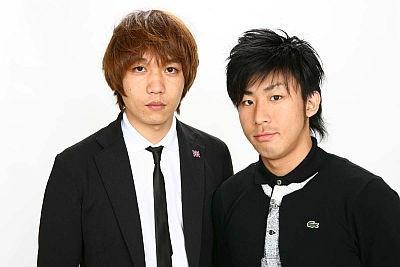 MCをつとめるのは、大阪NSC出身コンビ・チーモンチョーチュウ