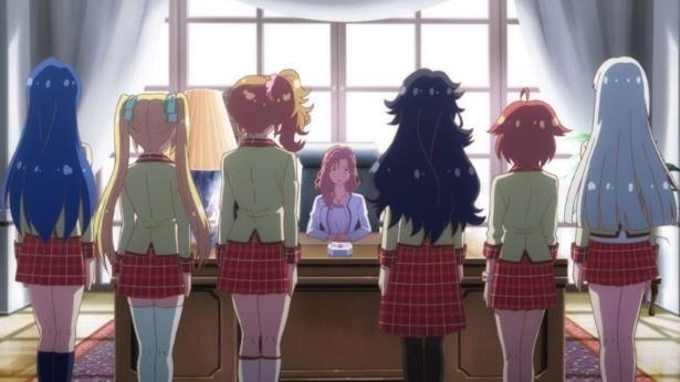 「アイドルメモリーズ」第8話先行カットが到着。みはる、暗躍を開始!