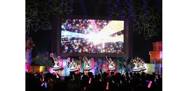 新メンバーと一緒に5周年をお祝い!初のツアーも発表された「シンデレラガールズ」5周年パーティー